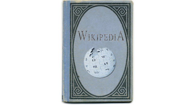 Wikipedia: das Wissen der Welt in einem Buch – oder auf zahlreichen Internetseiten?